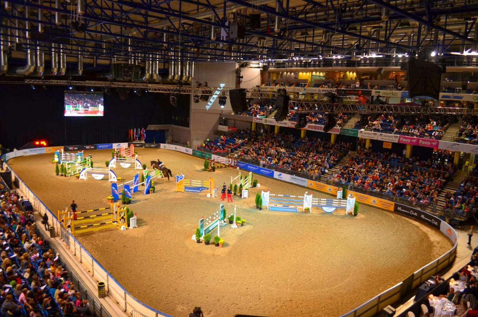 tallinn international horse show euroopa kultuurilinnad